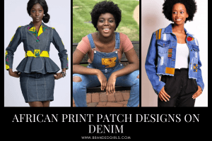 Patched African Jeans Outfits – 12 Ways to Wear Patched Jeans