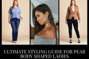 Pear Shape Body Outfits18 Fashion Tips for Pear Shape Ladies