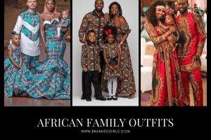 African Family Outfits 12 Best Family Photo Outfit Ideas
