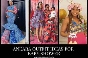 20 Best Ankara Baby Shower Outfits for African Moms to Be