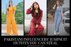 11 Top Pakistani Influencers Show How To Style Jumpsuits