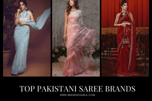 15 Best Pakistani Saree Brands and Designers You Should Know