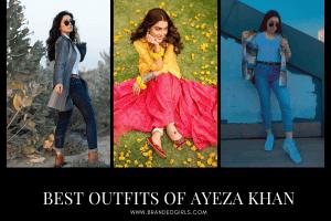 30 Best Outfits of Ayeza Khan Dress Like Ayeza Khan