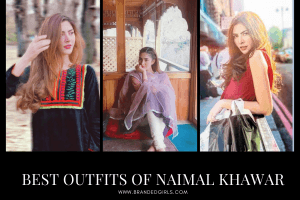 25 Best Outfits of Naimal Khawar Abbasi You Need to Checkout