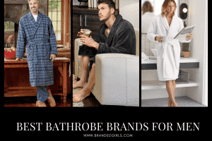 15 Best Bathrobe Brands for Men 2021- With Price & Reviews