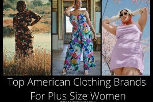 Top 10 Affordable American Clothing BrandsPlus Size Women