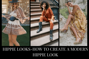 Hippie Looks How to Create a Modern Hippie look