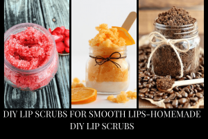 DIY Lip Scrubs for Smooth Lips