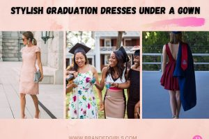 18 Most Stylish Graduation Dresses to Wear Under a Gown