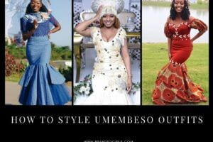 Top 10 Umembeso Outfits What To Wear On Your Umembeso