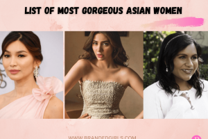 20 Most Gorgeous Asian Women in The World  2021 [Updated] List