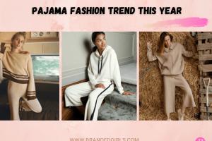 Pajama Fashion Trend 2021 11 Ways to Wear Pajama Outfits