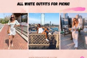 20 Picnic Outfits AllWhite Outfits For Picnic In 2021