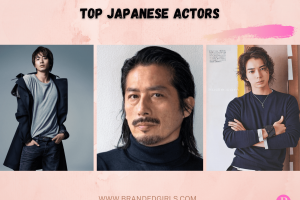 20 Top Japanese Actors – Most Handsome & Talented
