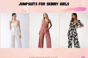 14 ways to wear jumpsuits for skinny girls in 2021