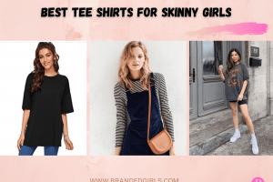 Best Tee Shirts for Skinny Girls 23 Ways to Wear Them