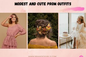Modest Prom Outfits- 18 Cute and Modest Gowns to Wear For Prom