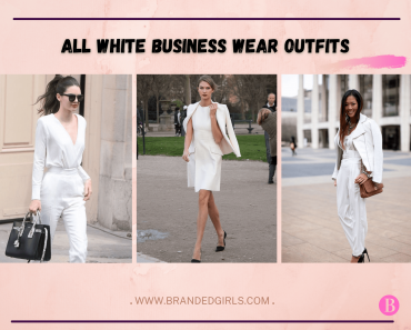 All White Business Wear Outfits- 20 Best White Formal Outfits