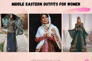 17 Middle Eastern Outfits for Women to Try in 2021