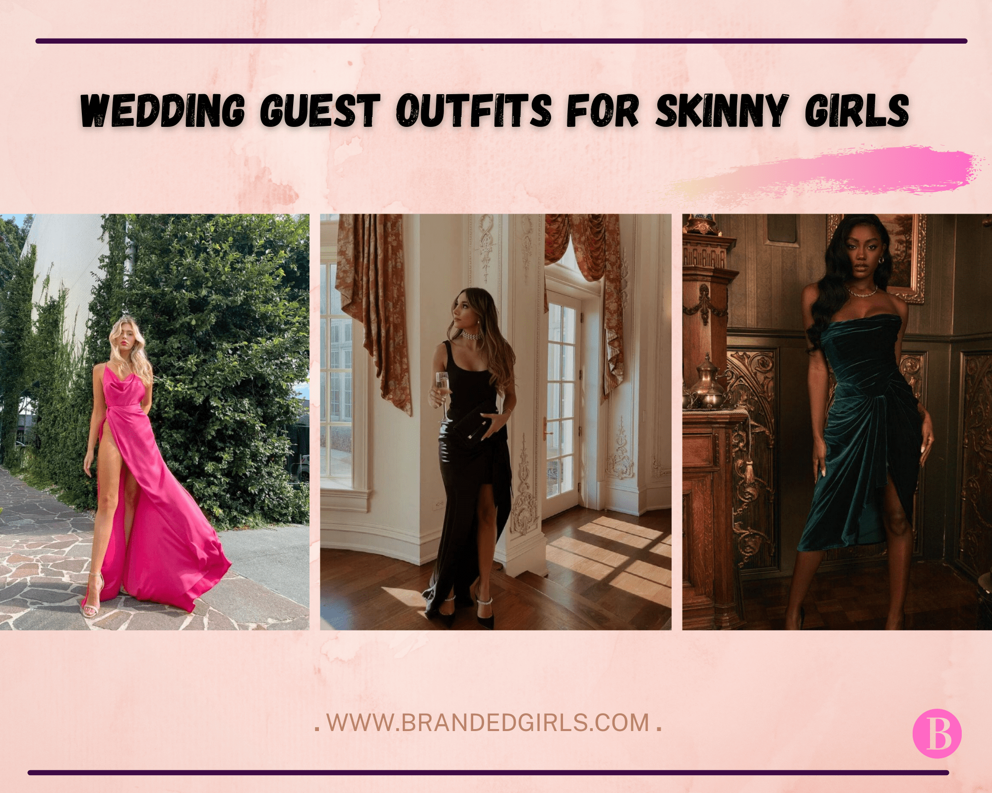 18 Best Wedding Guest Outfits For Skinny Girls in 18