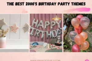 The Best 15 2000's Birthday Party Themes To Redo This Year