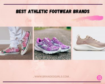15 Best Athletic Footwear Brands In 2021- With Price And Reviews