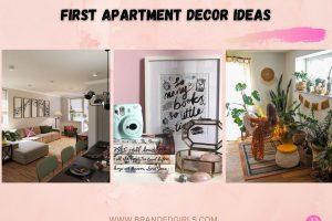 First Apartment Decor Ideas 20 Ways to Set First Apartment