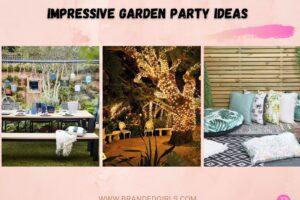 15 Most Refreshing Garden Party Ideas Garden Party Themes