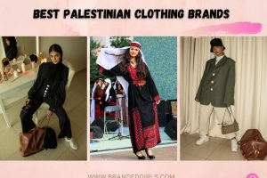 Palestinian Clothing Brands to Support and Invest in 2021