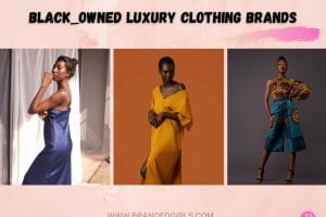 17 Black-Owned Luxury Clothing Lines With Price And Reviews