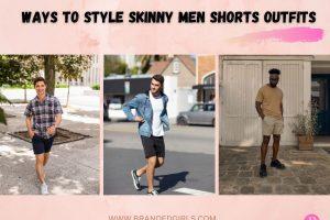 20 Skinny Men Shorts Outfits- Ways to Style  Skinny Men Shorts