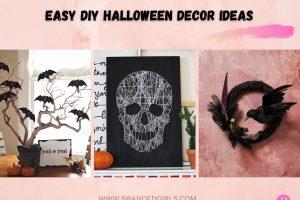 15 Easy DIY Halloween Decor Ideas for 2021 Halloween