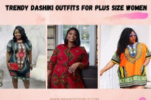 20 Stylish Dashiki Outfit For Plus Size Women To Wear This Year