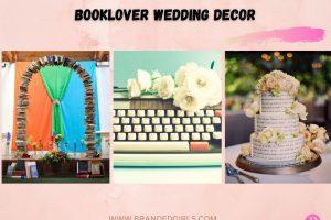 Booklover Wedding Décor 15 Wedding Ideas for Booklovers