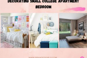 15 Best Ways for Decorating Small College Apartment Bedroom