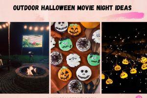 10 Best Outdoor Halloween Movie Night Ideas to Try in 2021