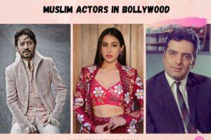 Muslim Actors in Bollywood 26 Bollywood Muslim Celebrities