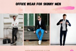 21 Office Wear for Skinny Men- Office Outfits for Skinny Men
