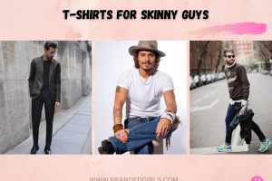 20 T-Shirts for Skinny Guys – T-Shirt Outfits for Skinny Men