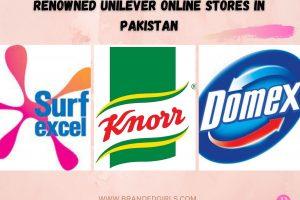 18 Most Popular Unilever Online Stores In Pakistan 2021