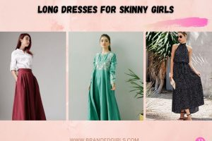 Long Dresses for Skinny Girls in 202120 Long Dress Outfits