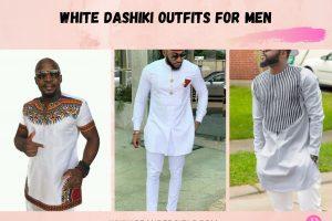 14 Fabulous White Dashiki Outfits for Men Styling Tips