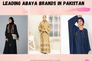 19 Top Abaya Brands In Pakistan For Women To Must Try In 2021