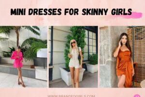 20 Ideas How To Wear Mini Dresses For Skinny Girls to Look Chic