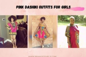 20 Cute Pink Dashiki Outfits for Girls to Wear This Year