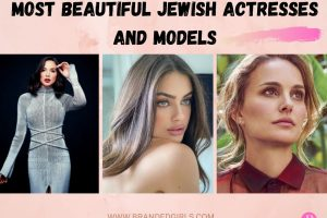 30 Most Beautiful Jewish Actresses And Models In 2021