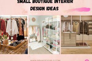 15 Best Small Boutique Interior Designs Ideas in 2021